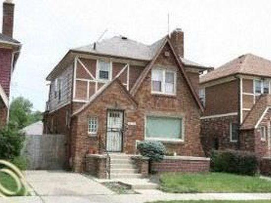 16156 Washburn St, Detroit, MI 48221