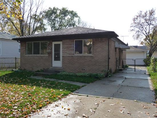8106 Hudson Ave, Warren, MI 48089