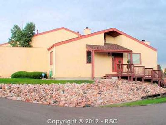 386 Mission Hill Way, Colorado Springs, CO 80921