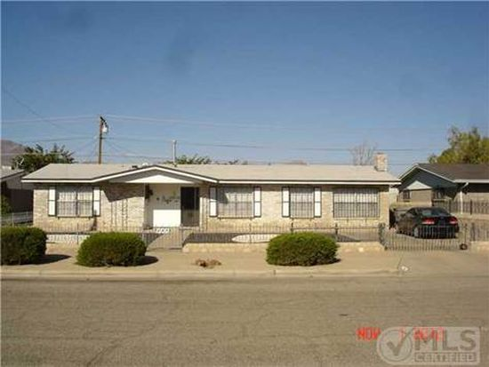 9909 Titan St, El Paso, TX 79924