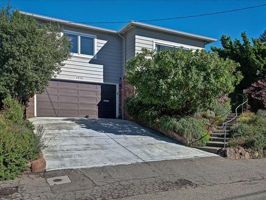 1079 Creston Rd, Berkeley, CA 94708