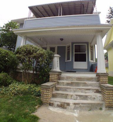 1203 Granger Ave, Lakewood, OH 44107