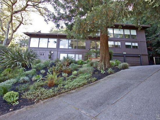 18 Sunnyside Ave, Corte Madera, CA 94925