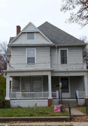 609 Hendricks St, Anderson, IN 46016