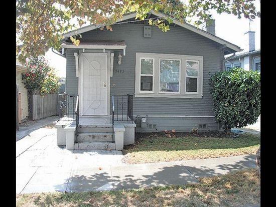 5495 El Camile Ave, Oakland, CA 94619