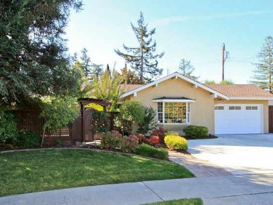 1988 Bernice Way, San Jose, CA 95124