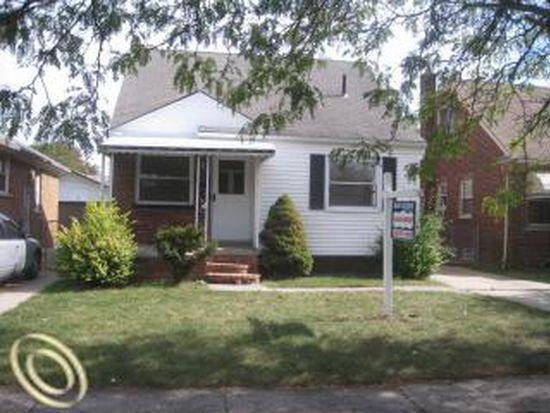 7410 Pierson St, Detroit, MI 48228