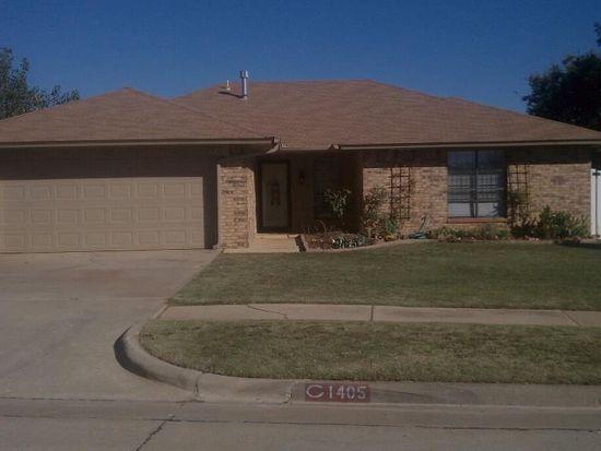 1405 NE 1st St, Moore, OK 73160