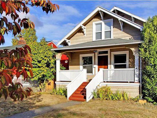 4416 38th Ave SW, Seattle, WA 98126