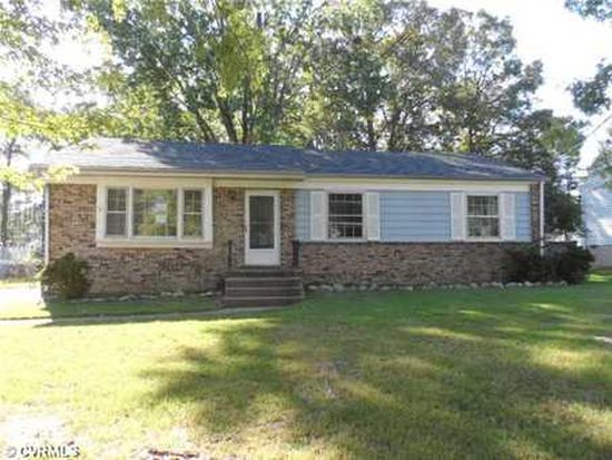 3825 Pretty Ln, North Chesterfield, VA 23234