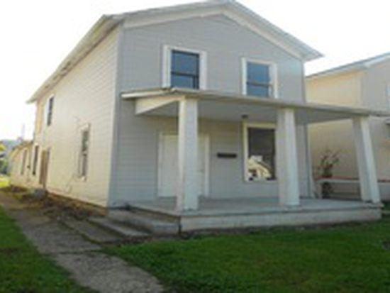 1236 Putnam Ave, Zanesville, OH 43701
