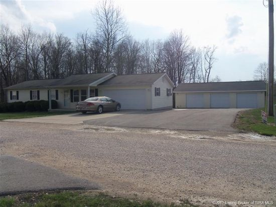 7321 S Meadows Ln, French Lick, IN 47432