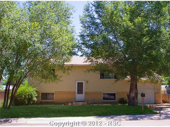 1305 Burnham St, Colorado Springs, CO 80906
