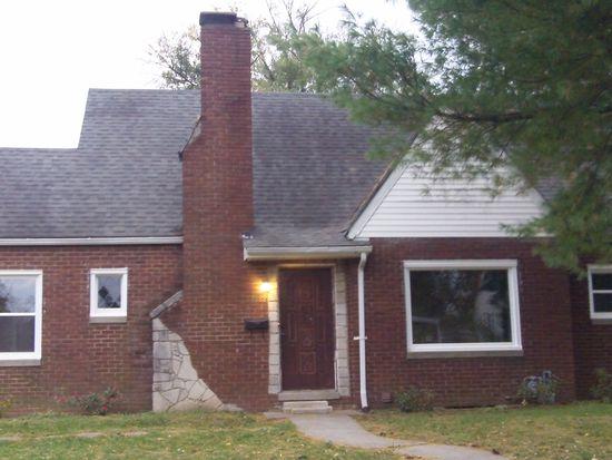 1522 Lynnedale Dr, Jeffersonville, IN 47130