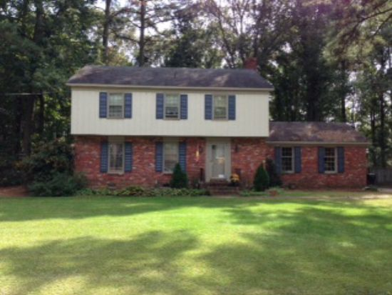 914 Oak Forest Dr NW, Wilson, NC 27896