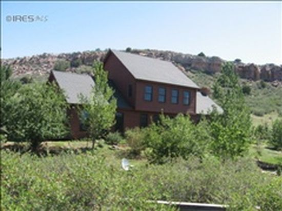 641 Bonner Springs Ranch Rd, Laporte, CO 80535