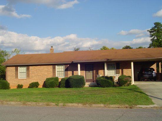 104 N Franklin Blvd, Gretna, VA 24557