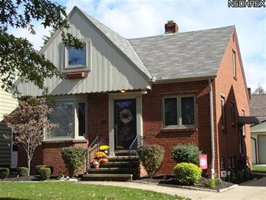 3317 W 165th St, Cleveland, OH 44111