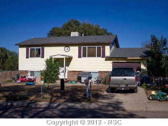 1503 Chadwick Dr, Colorado Springs, CO 80906