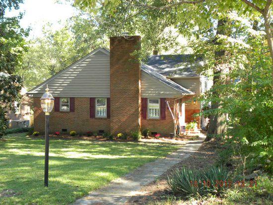608 Vance St, Roanoke Rapids, NC 27870
