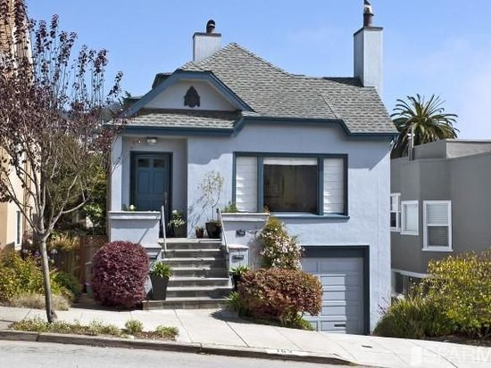 163 Forest Side Ave, San Francisco, CA 94127