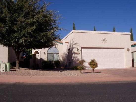 4503 Desert Springs Trl, Sierra Vista, AZ 85635