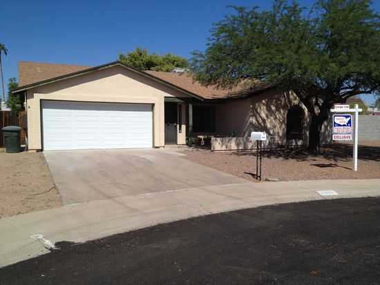 4014 W Woodridge Dr, Glendale, AZ 85308