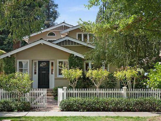 1131 Lincoln Ave, Palo Alto, CA 94301
