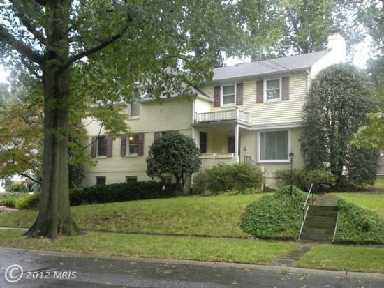 5404 Cromwell Dr, Bethesda, MD 20816