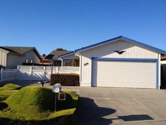 520 Cloudview Dr, Watsonville, CA 95076