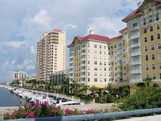 700 S Harbour Island Blvd UNIT 526, Tampa, FL 33602