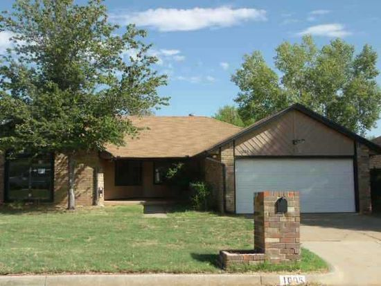 1005 NW 166th St, Edmond, OK 73012