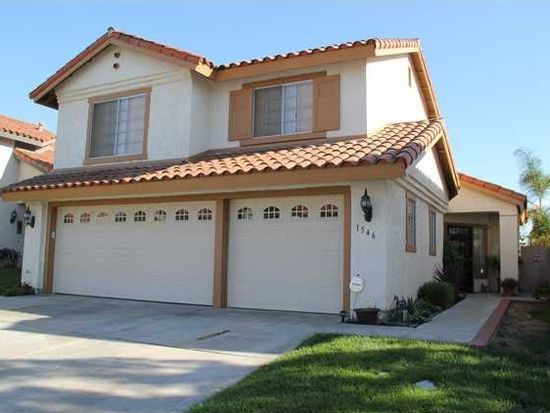 1546 Madrid Dr, Vista, CA 92081