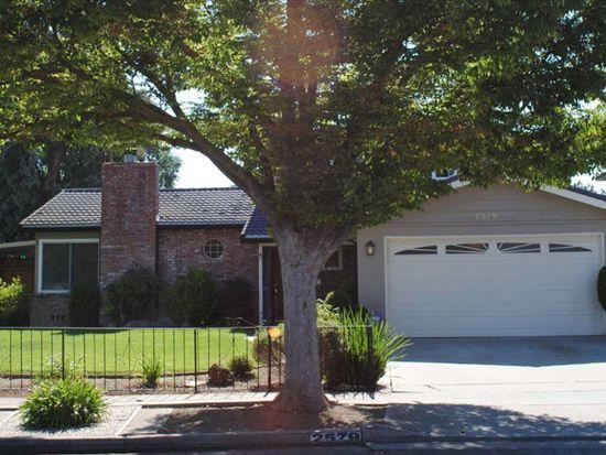 2579 Saint Lawrence Dr, San Jose, CA 95124