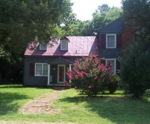 21407 Robertson Ave, South Chesterfield, VA 23803