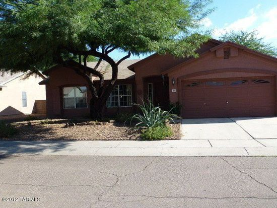 2591 W Camino Del Venegas, Tucson, AZ 85742
