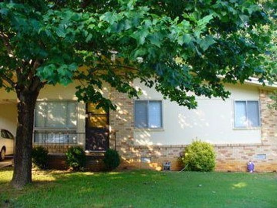 6416 Chippewa Dr, North Little Rock, AR 72116