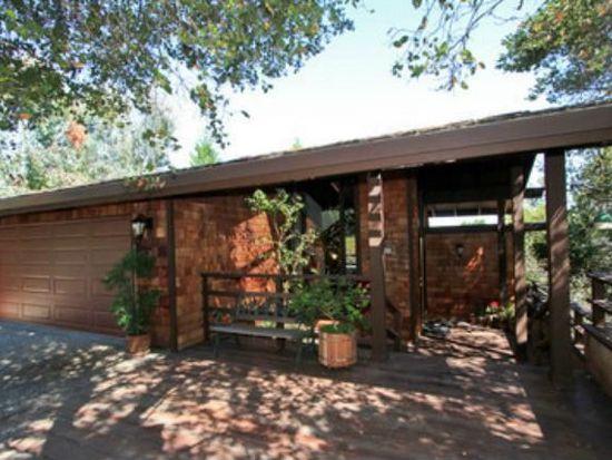 2622 Belmont Canyon Rd, Belmont, CA 94002