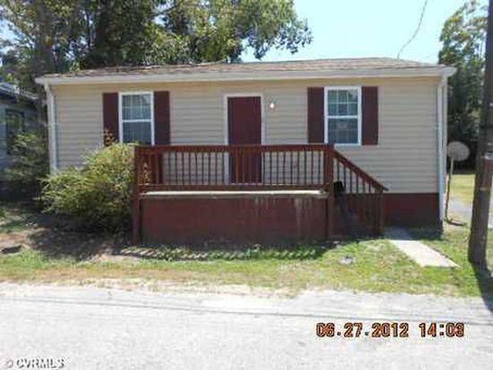 612 Greensville Ave, Petersburg, VA 23803