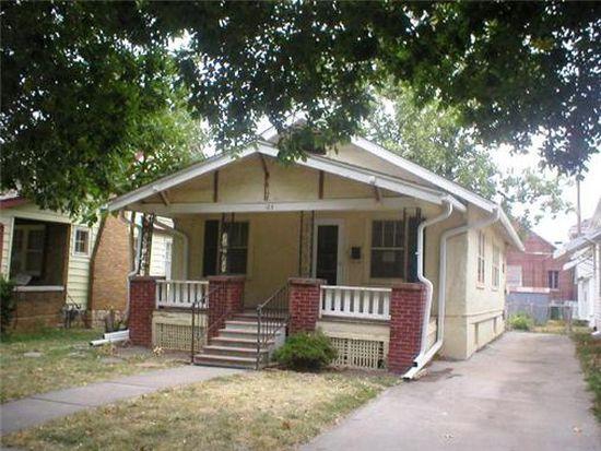 2103 Gentry St, North Kansas City, MO 64116