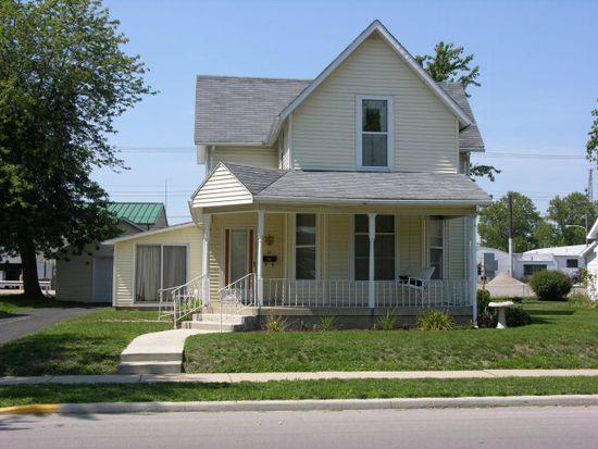 518 N Illinois St, Monticello, IN 47960