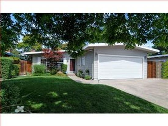 2563 Mardell Way, Mountain View, CA 94043