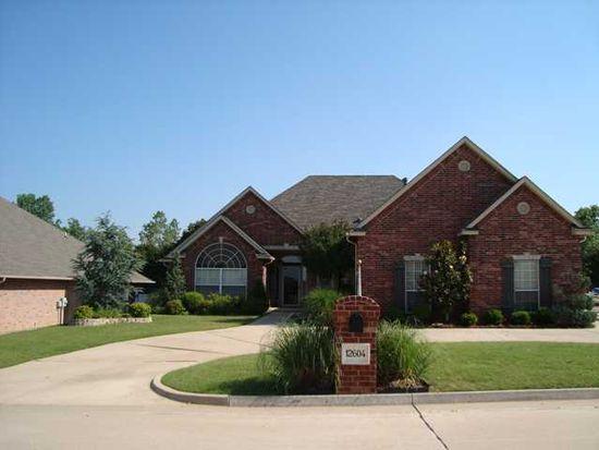 12604 W Glen Ct, Choctaw, OK 73020