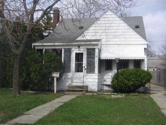 12251 Wayburn St, Detroit, MI 48224