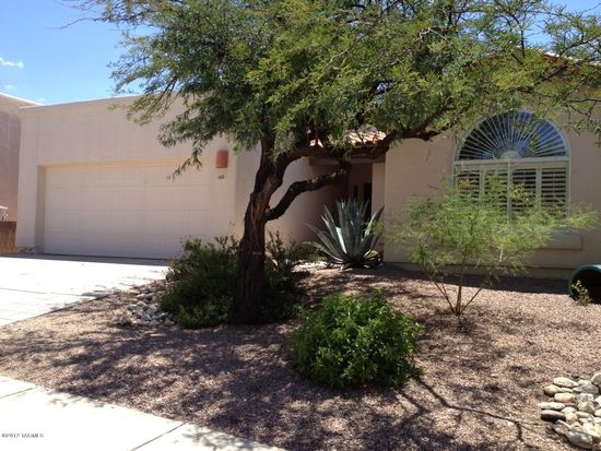 446 E Covered Wagon Dr, Tucson, AZ 85704