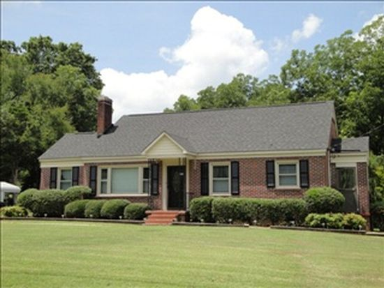 110 Hunter St, Abbeville, SC 29620