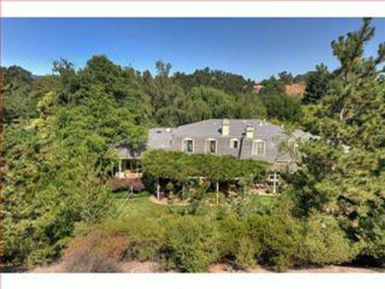 14130 Baleri Ranch Rd, Los Altos Hills, CA 94022
