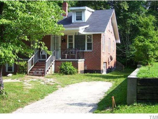 604 Homeland Ave, Durham, NC 27707