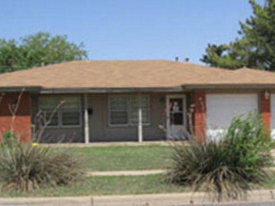 2018 54th St, Lubbock, TX 79412