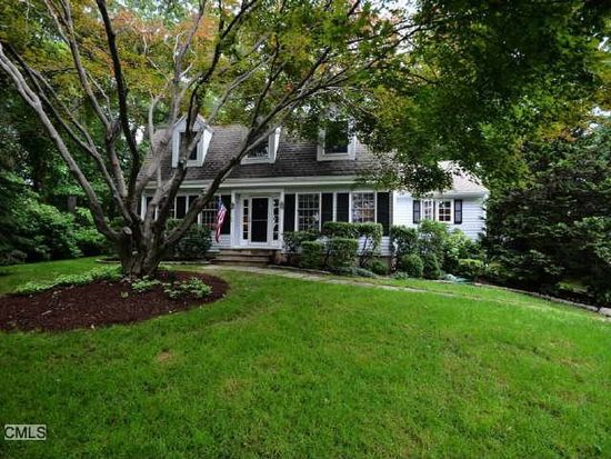 4 Barringer Rd, Darien, CT 06820